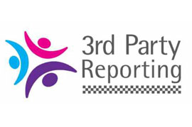 Third Party Reporting logo