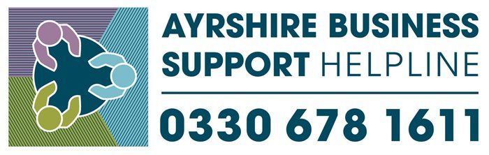 Ayrshire Business Support Helpline 0330 678 1611
