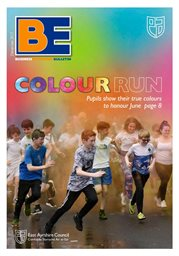 Business Enterprise Bulletin-Colour Run