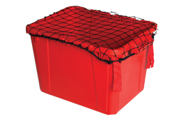 bin - red box