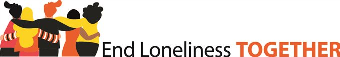 End Loneliness logo extra long