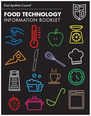 Food technology information booklet